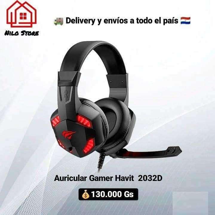 Auricular Gamer Havit 2032D - 0