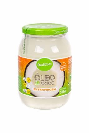 Aceite de coco extra virgen QualiCoco
