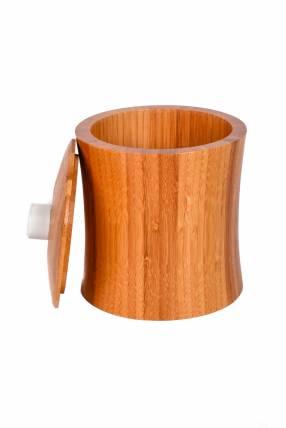 Pote de bambú