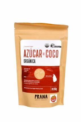 Azúcar de coco Prana