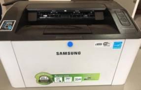 Impresora láser Samsung SLM2020W Xpress