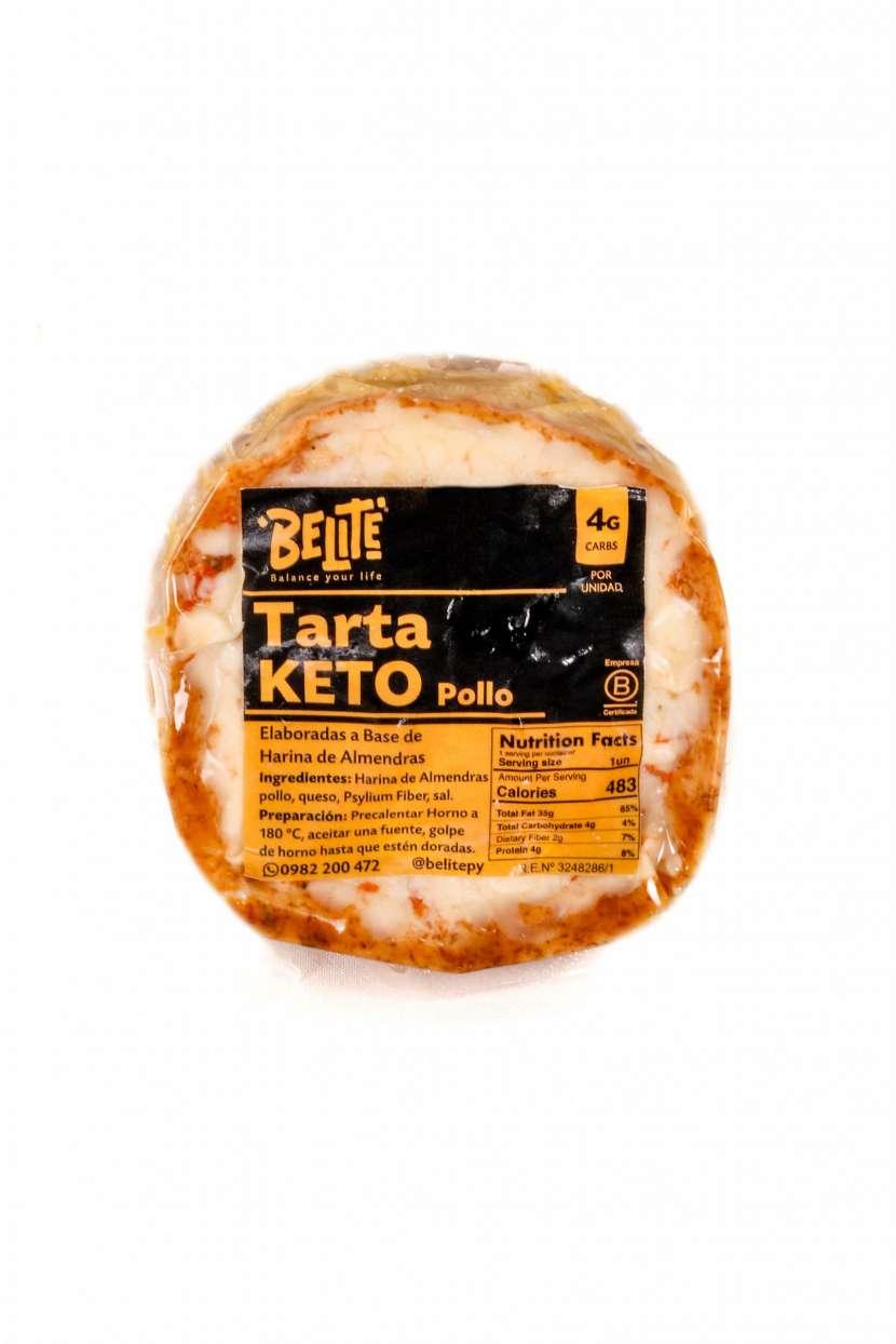 Tarta Keto de Pollo - Belite - 0