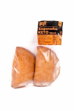 Empanada Keto de Pollo - Belite