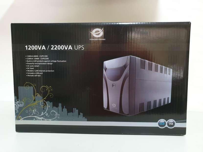 UPS 1200VA / 600W - 0