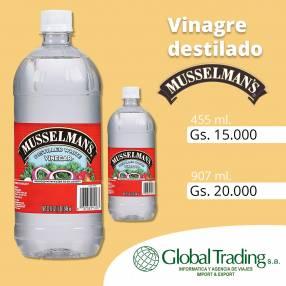 Vinagre destilado 455 ml