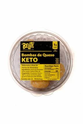 Bombas de Queso Keto - Bélite