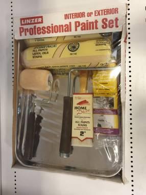Kit de Pintura Profesional