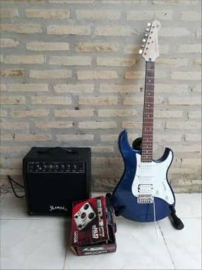 Guitarra Yamaha Pacífica
