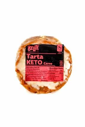 Tarta Keto de Carne - Belite