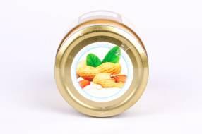 Fit Mantequilla de Maní Crunchy de 230 Gramos Nuts &