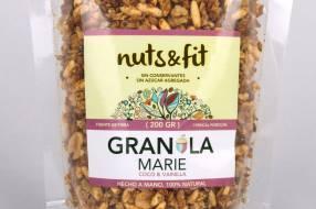 Fit Granola Marie de Coco y Vainilla de 200 Gramos Nuts &