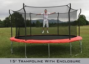 Trampolín de 15 pies