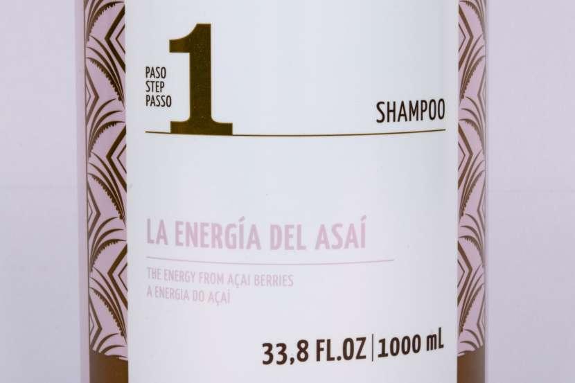 Laevia Shampoo Matizador Hidratante Reconstructor de 1000 ml. - 1