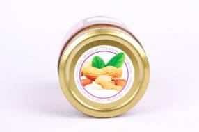 Fit Mantequilla de Maní y Banana Choco Split de 230 Gramos Nuts &