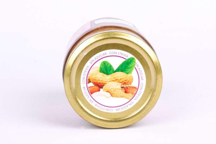 Fit Mantequilla de Maní y Banana Choco Split de 230 Gramos Nuts & - 0