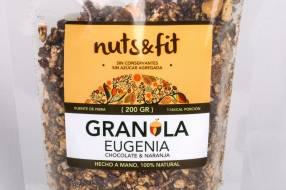 Fit Granola Eugenia de 200 Gramos Nuts &