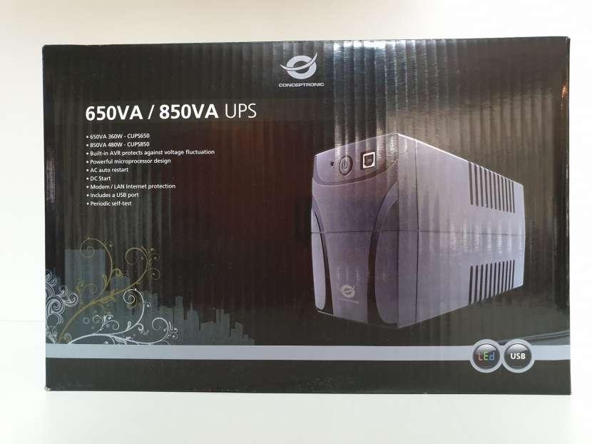 UPS 650VA / 360W - 0