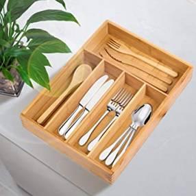 Organizador de Bambu