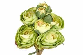 Flor Artificial de Ranunculus