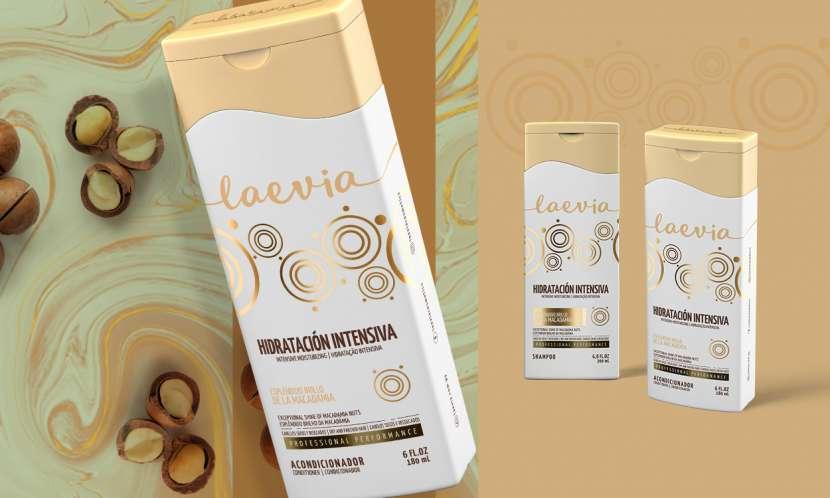Laevia Acondicionador Hidratación Intensiva 180 ml. - 0