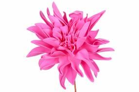 Flor Artificial de Dalia Color Pinky