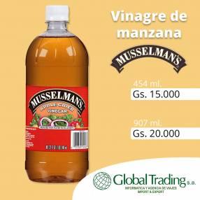 Vinagre de Manzana 0.5L
