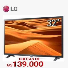 Smart TV LG de 32 pulgadas