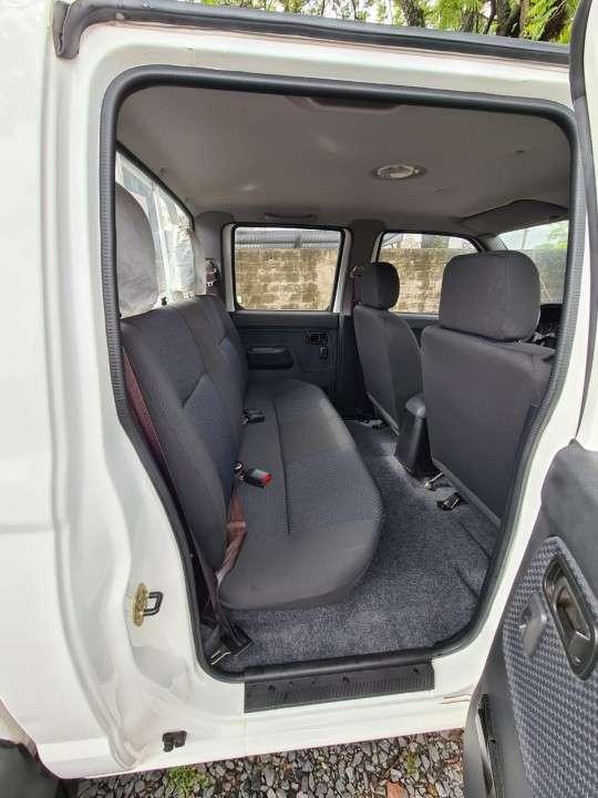 Nissan ZNA Rich 2018 doble cabina motor 3000 turbo diésel mecánico 4x4 - 7