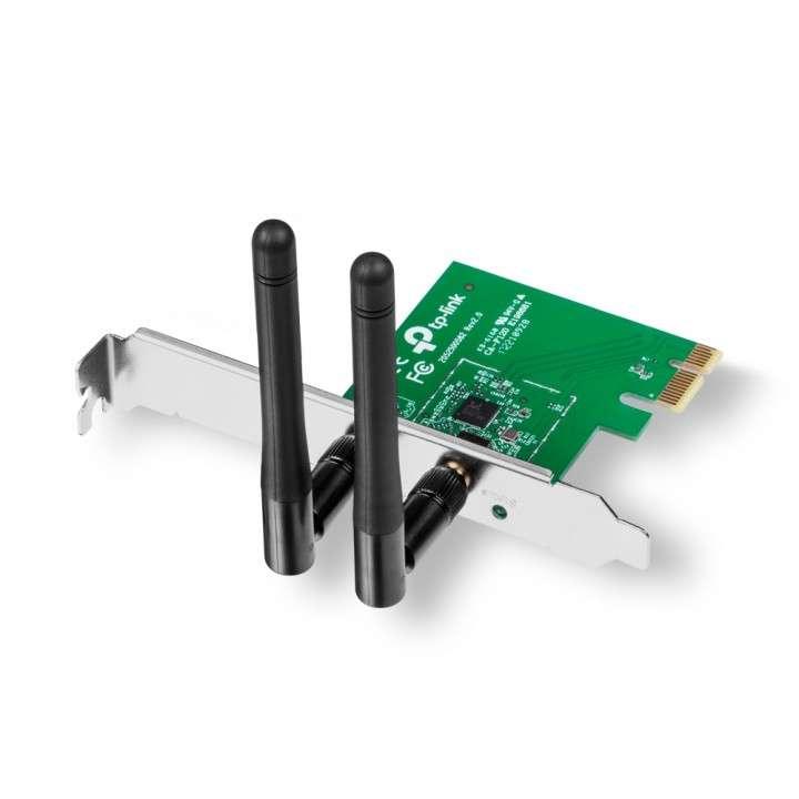 Tarjeta de red PCI-Express TP-Link TL-WN881ND-Wireless-300MB - 1
