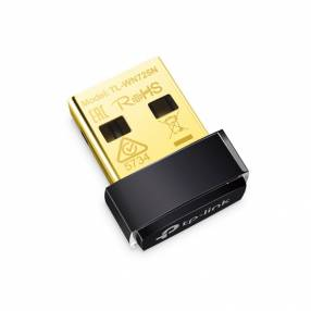 Tarjeta de red USB TP-Link TL-WN725N-Wireless