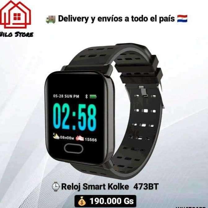 Reloj smart Kolke 473BT - 0