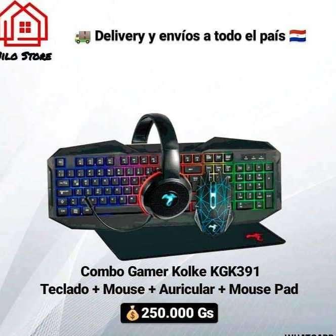Combo gamer Kolke KGK391 - 0