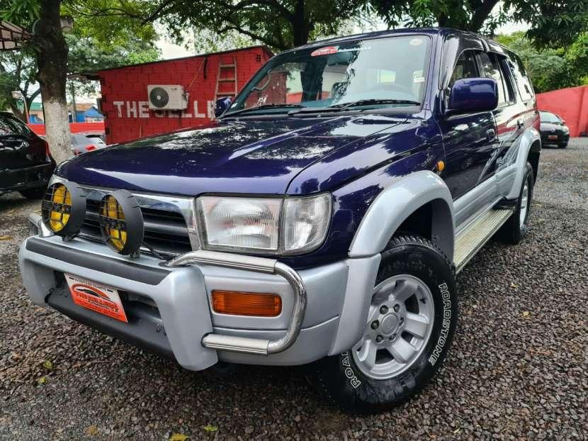 Toyota Hilux Surf 1996 - 0