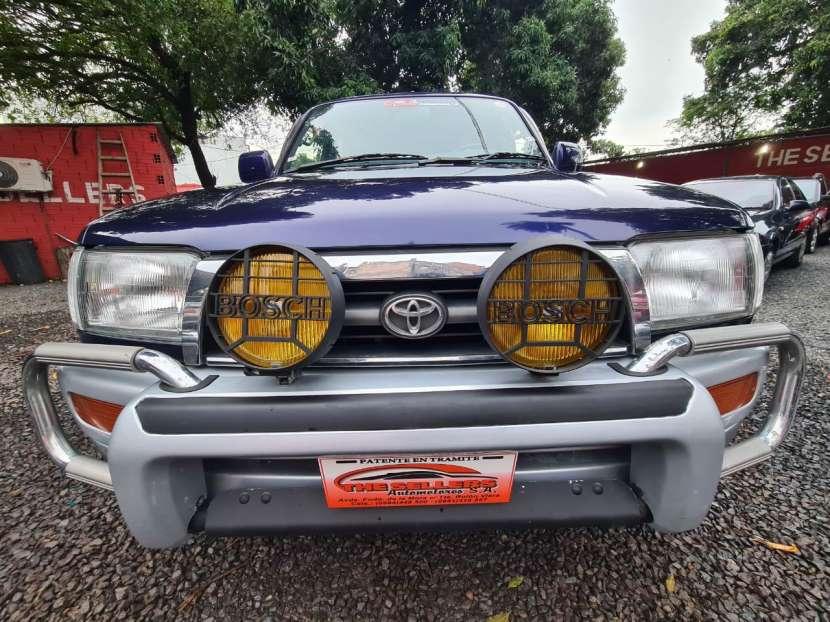 Toyota Hilux Surf 1996 - 2