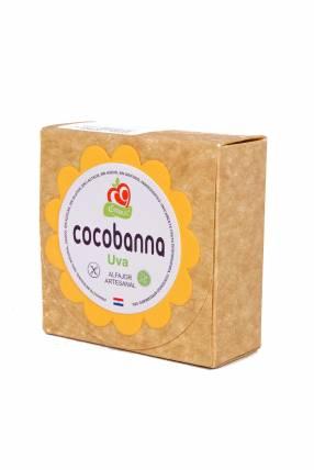 Cocobanna uva 60 gramos sin glúten