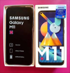 Samsung Galaxy M11 de 32 gb nuevos
