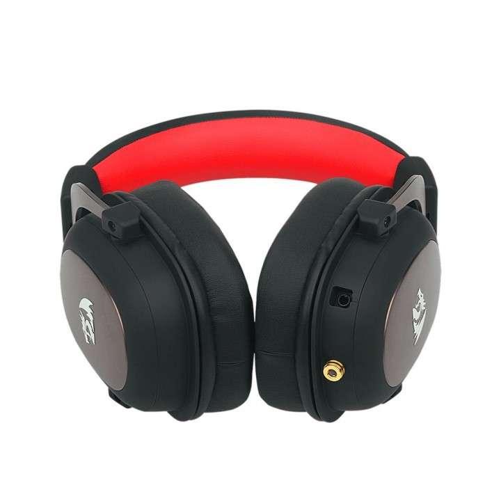 Auricular Gamer Redragon Zeus 2 H510-1 - Rojo/Negro - 1