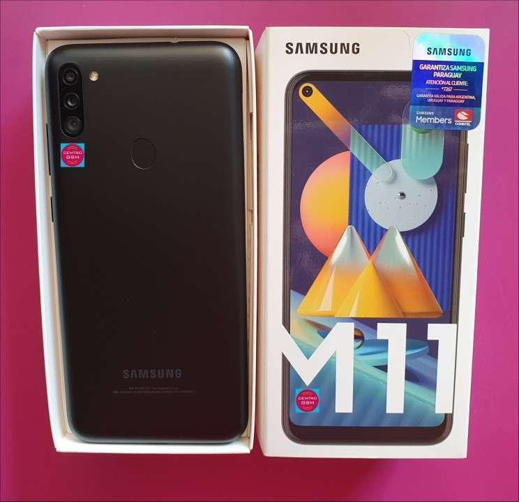 Samsung Galaxy M11 de 32 gb nuevos - 1