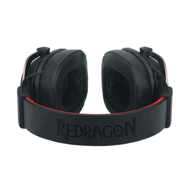 Auricular Gamer Redragon Zeus 2 H510-1 - Rojo/Negro - 2