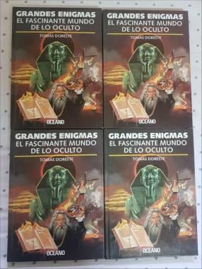 Colección Grandes Enigmas El Fascinante Mundo de lo Oculto