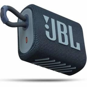 Speaker JBL Go 3 bluetooth azul