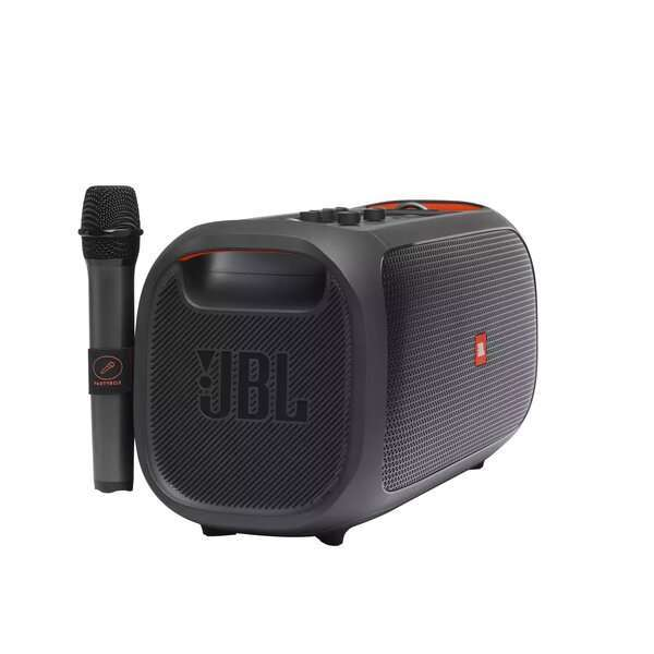 Speaker JBL PartyBox On The Go bivolt negro - 2