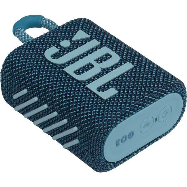 Speaker JBL Go 3 bluetooth azul - 1