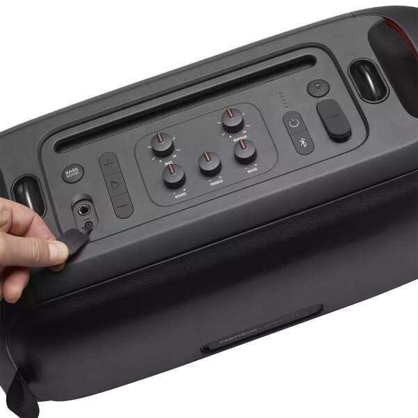 Speaker JBL PartyBox On The Go bivolt negro - 1