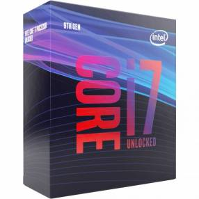 Procesador Intel I7-9700K 3.6 GHZ 1151 4.9 GHz turbo