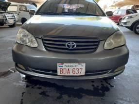 Toyota corolla versión americana