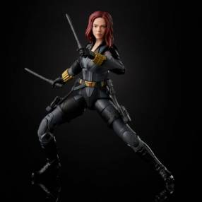Black Widow Marvel Legends