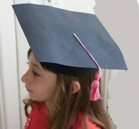 Birretes de graduación o fin de curso