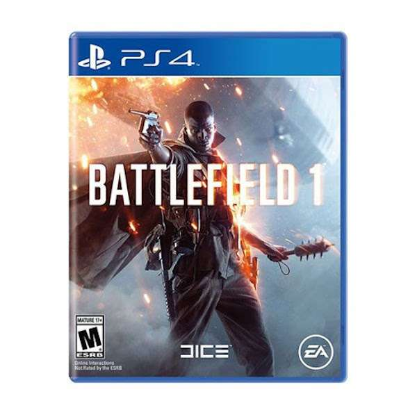 Juego Battlefield 1 para PS4 - 0