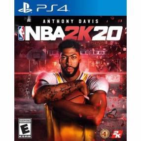 Juego NBA 2K20 para PS4